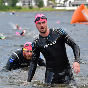 The Loch Tay Sprint Triathlon , Powered by Lomo